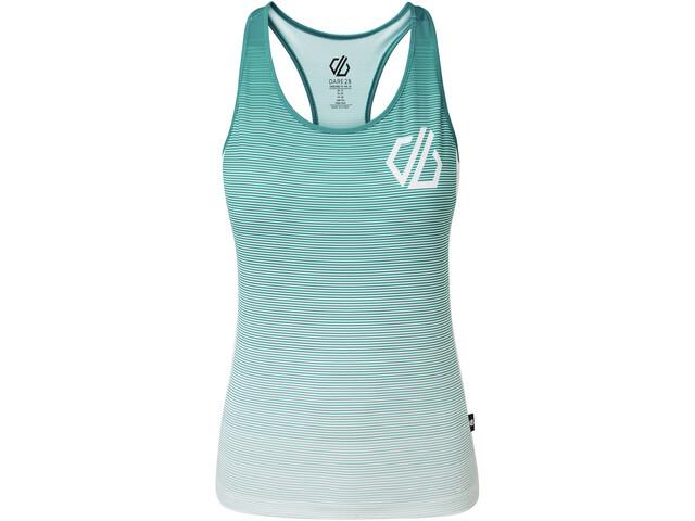 Dare 2b Explicate Vest Women fresh water blue/white